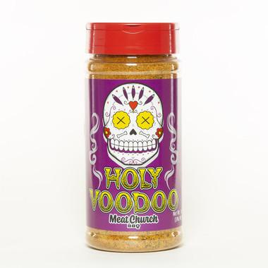 Meat Church BBQ Holy Voodoo Seasoning