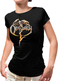 """Obituary"" Album 2017 Girlie Shirt"