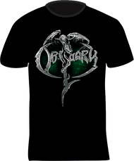 """Obituary Tour Dates - Slayer Farewell Tour"" T-Shirt"