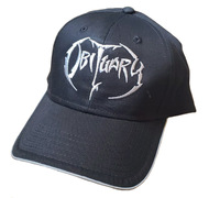 Black Hat with Silver Logo