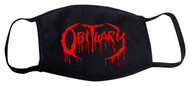 Obituary Logo COVID-19 Facemask