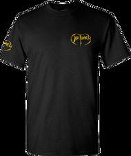 """Yellow Logo"" T-Shirt"
