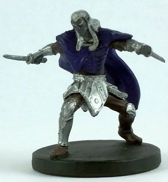 DUNGEONS AND DRAGONS MINIATURE RAGE OF DEMONS DROW SCOUT #13