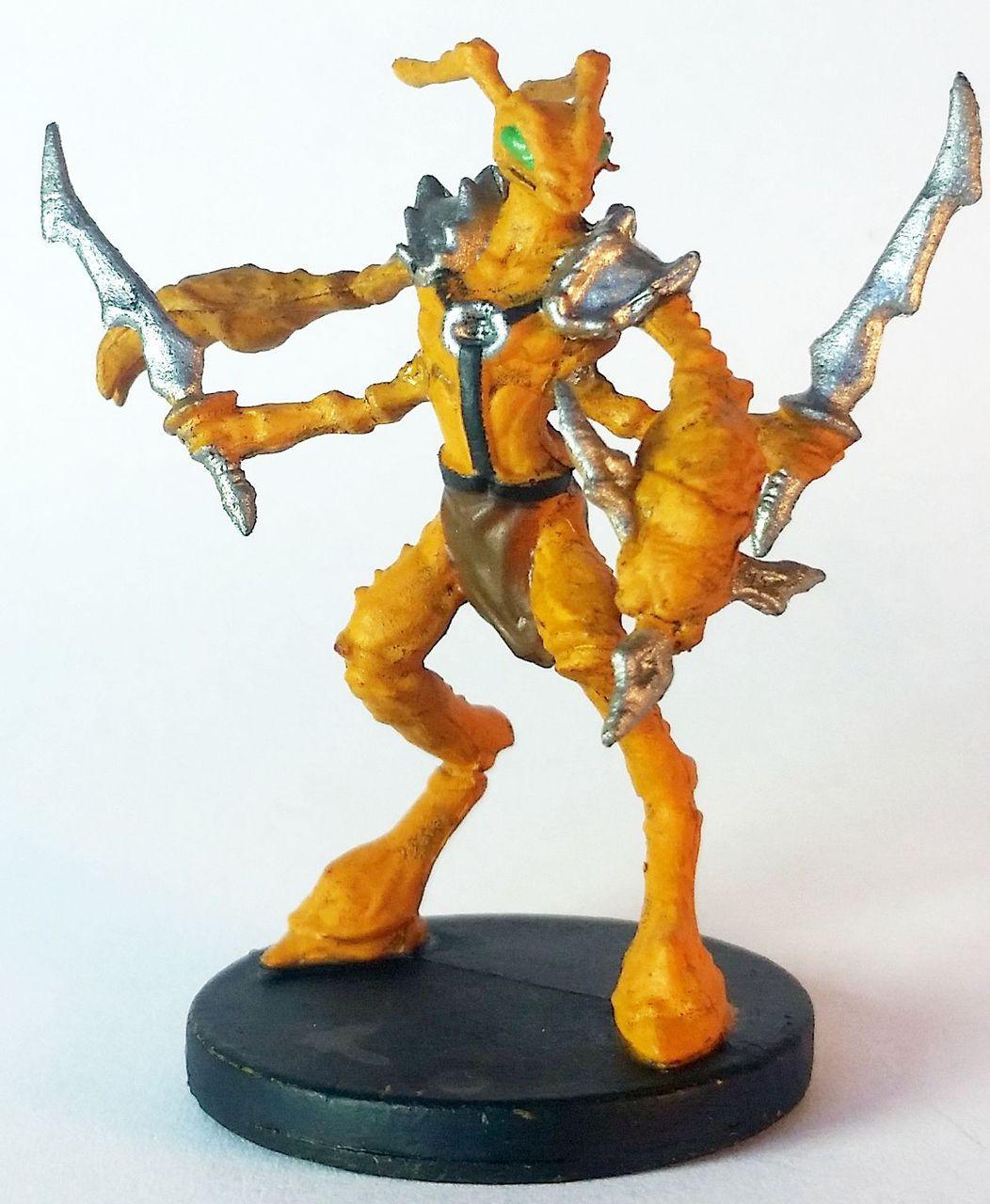 Storm Kings Thunder 17 Thri Kreen With Shuriken Beholder The