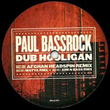 "Paul Bassrock - Dub Hooligan RMX - 12"" Vinyl"