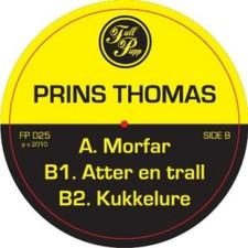 """Prins Thomas - Morfar - 12"""" Vinyl"""