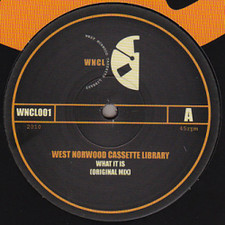 "West Norwood Cassette - What It Is - 10"" Vinyl"