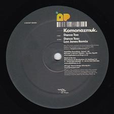 """Komonazmuk - Dance Too - 12"""" Vinyl"""