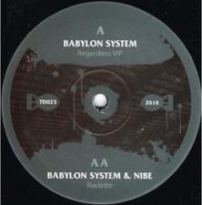 "Babylon System/Roommate - Regardless - 12"" Vinyl"