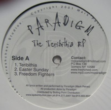 "Paradigm - The Teribithia Ep - 12"" Vinyl"