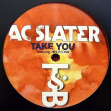 "Ac Slater - Take You - 12"" Vinyl"
