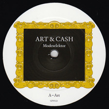 """Modeselektor - Art & Cash - 12"""" Vinyl"""