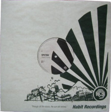 "Spktrm - Avant Futura - 12"" Vinyl"