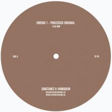 """Substance/Vainqueur - Emerge - 12"""" Vinyl"""