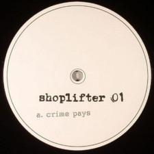 "Shoplifter - Crime Pays - 12"" Vinyl"