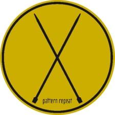 "Pattern Repeat - 4 - 12"" Vinyl"