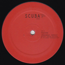 "Scuba - Remixes 1 - 12"" Vinyl"