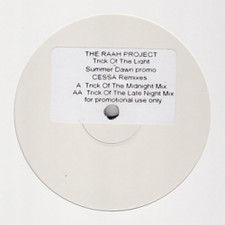 "Raah Project - Trick of the Light - 12"" Vinyl"