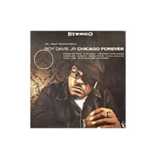 Roy Davis Jr - Chicago Forever - 2x LP Vinyl