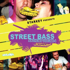 Street Bass Anthems - Vol.4 - CD
