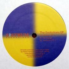 "Patrice Scott - Evolutions - 12"" Vinyl"
