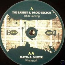 "Bassist/Droid Sector/Matta/Dubtek - Jah - 12"" Vinyl"