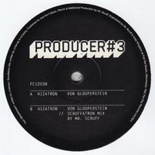 "Hizatron/Mr.Scruff - Producer #3 - 12"" Vinyl"
