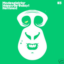 """Modeselektor - Happy Birthday #3 - 12"""" Vinyl"""