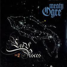 """Meaty Ogre - LEO VS. PISCES VOL. 2 (INSTRUMENTALS) - 12"""" Vinyl"""