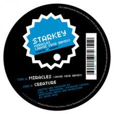 """Starkey - Miracles - 12"""" Vinyl"""
