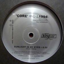 """Mood II Swing - Sunlight In My Eyes Core 1994 - 12"""" Vinyl"""