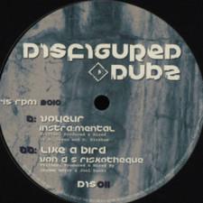 """Instra:Mental/Von D - Voyeur - 12"""" Vinyl"""