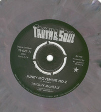 """Timothy Mcnealy - Funky Movement No. 2 - 7"""" Vinyl"""