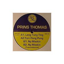 """Prins Thomas - Lang Tung Ting - 12"""" Vinyl"""