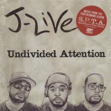 "J-Live - Undivided Attention - 12"" Vinyl"