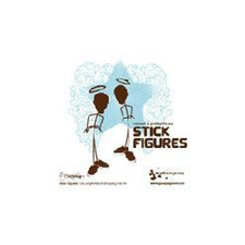 "Stick Figures - Balls Out/Get Out.. - 12"" Vinyl"