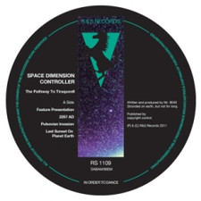 Space Dimension Controller - Pathway to Tiraquon 6 - 2x LP Vinyl