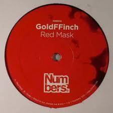 "Goldffinch - Red Mask - 12"" Vinyl"