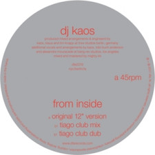 "DJ Kaos - From Inside - 12"" Vinyl"