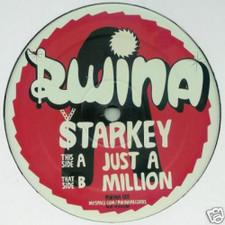 """Starkey - Just a Million - 12"""" Vinyl"""