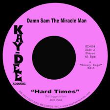 "Damn Sam The Miracle Man - Hard Times/Smash - 7"" Vinyl"