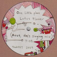 """One Little Plane - Lotus Flower - 12"""" Vinyl"""