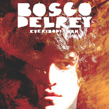 "Bosco Delray - Everybody Wah - 12"" Vinyl"