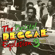 "Various Artists - Bristol Reggae Explosion Vol.3 - 12"" Vinyl"