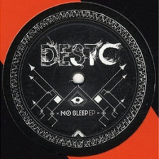 "Desto - No Sleep - 12"" Vinyl"