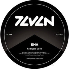 "Ena - Analysis Code - 12"" Vinyl"