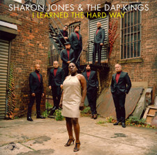 "Sharon Jones & The Dap-Kings - I Learned The Hard Way - 12"" Vinyl"