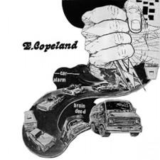 """Eric Copeland - Car Alarm/Brain Dead - 7"""" Vinyl"""