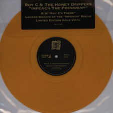 "Roy C & The Honeydrippers - Impeach the President - 12"" Vinyl"