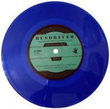 """Busdriver - Superhand's Mantra - 7"""" Vinyl"""